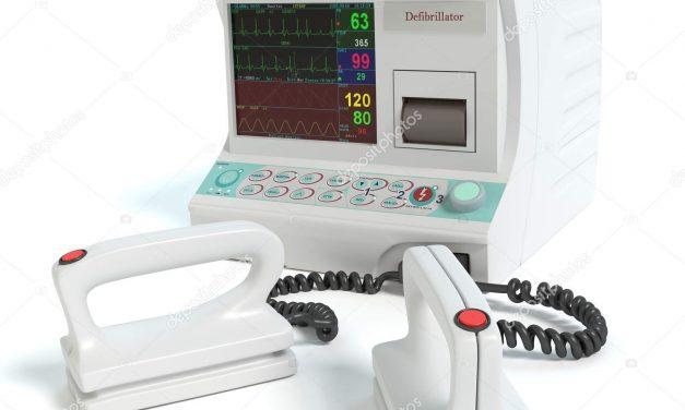 Combien coûte un défibrillateur?