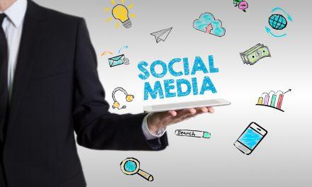 Être visible sur les réseaux sociaux, un grand avantage pour chaque société