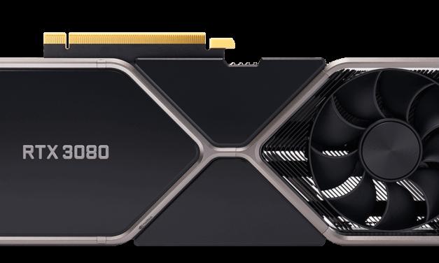 Revue de la Nvidia RTX 3080 Founders Edition