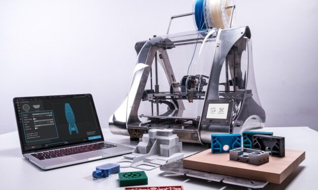 L'imprimante 3D : la machine révolutionnaire