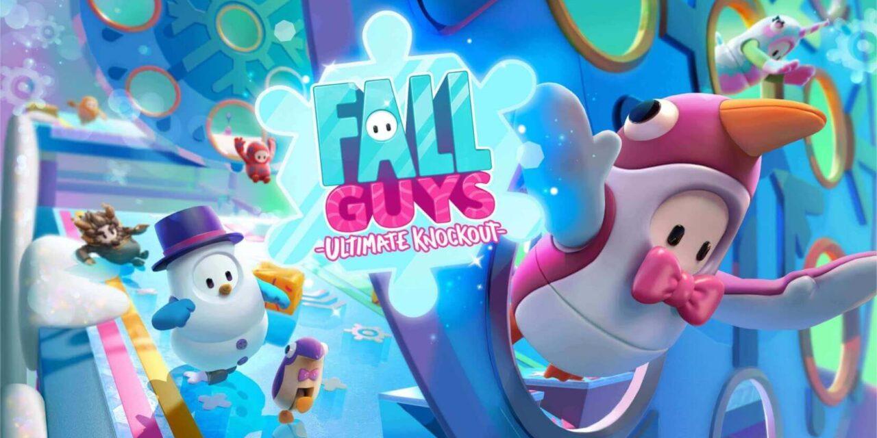 Patch Fall Guys 3 : nouveaux niveaux et nouvelles fonctionnalités