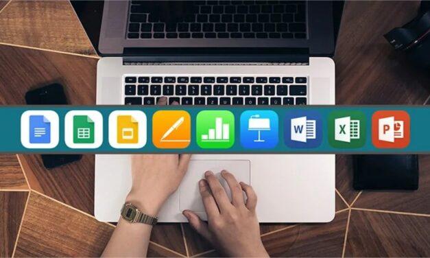 Google vs Apple vs Microsoft : Quelle suite bureautique en ligne devriez-vous utiliser ?