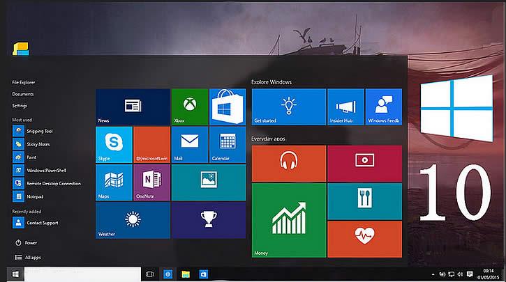 Menu Démarrer Windows 10, tout savoir sur sa personnalisation